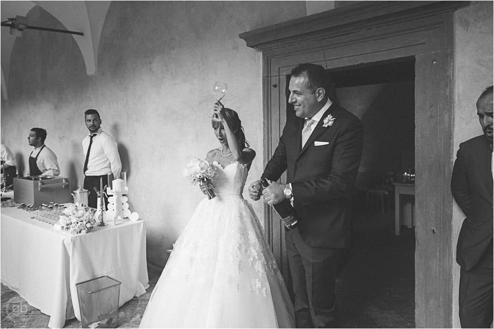 Matrimonio Castello di Clusane Lago di Iseo