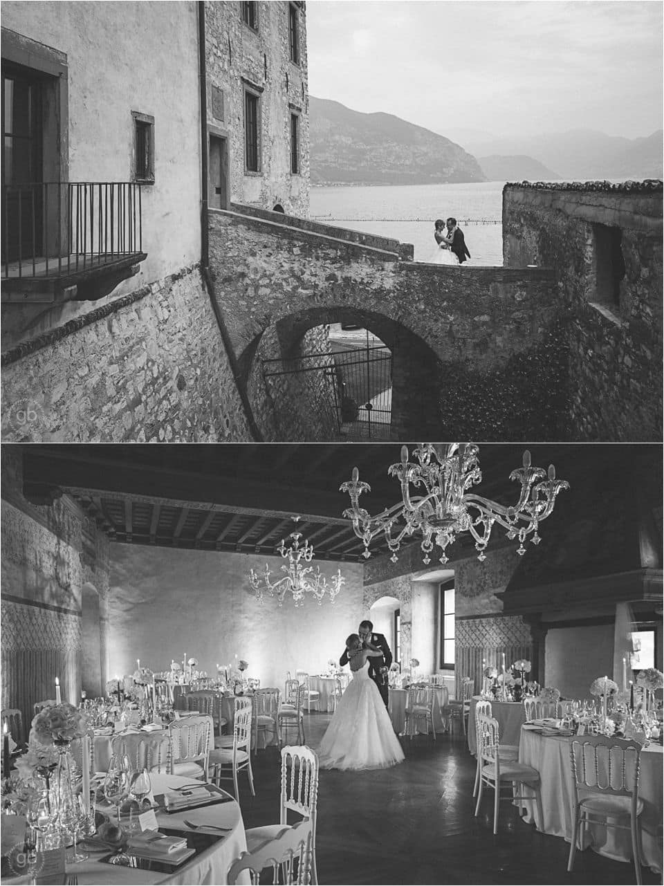 Franciacorta Castello di Clusane Lago di Iseo