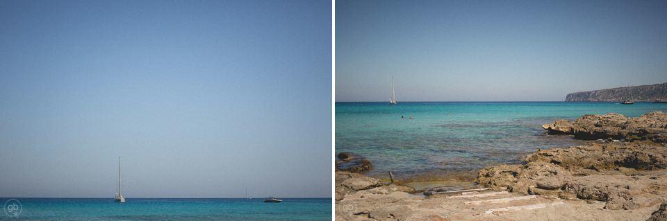 Matrimonio in spiaggia a Formentera