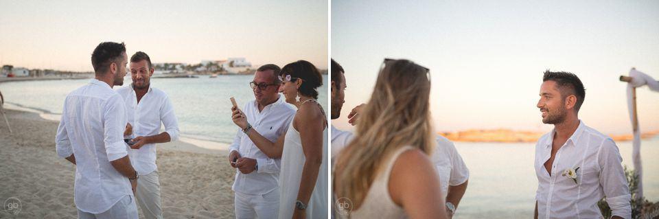 Matrimonio Spiaggia Religioso : Matrimonio in spiaggia a formentera