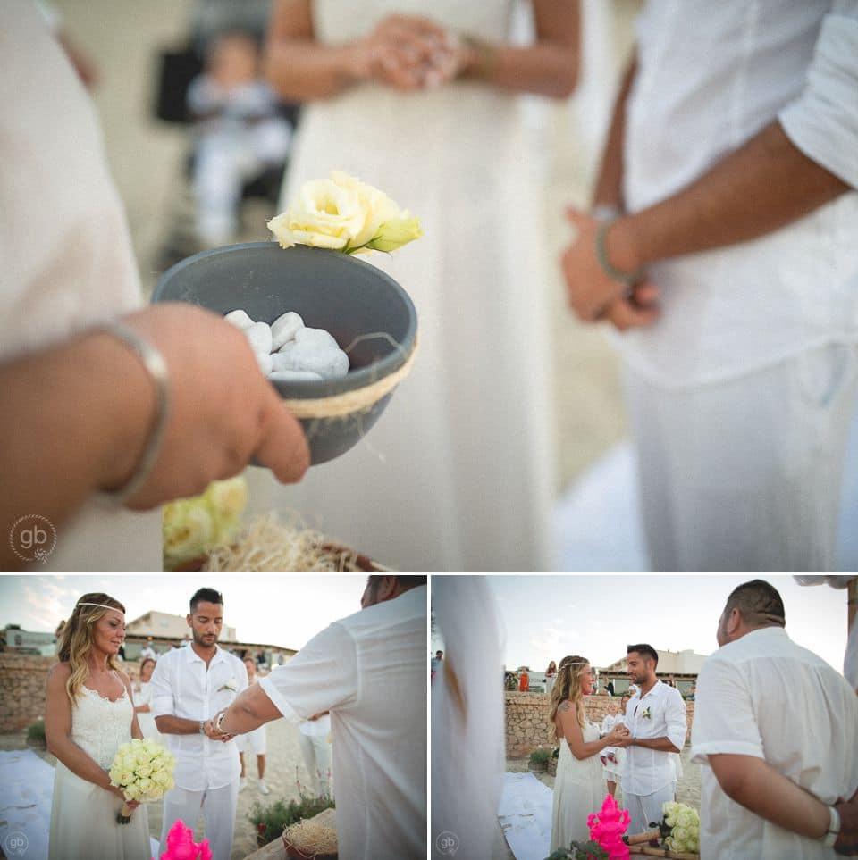 Matrimonio Spiaggia Formentera : Matrimonio in spiaggia a formentera