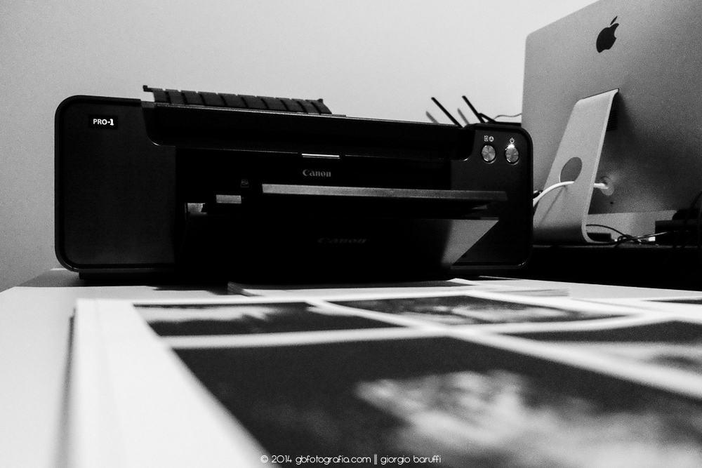 Stampare fotografie di matrimonio