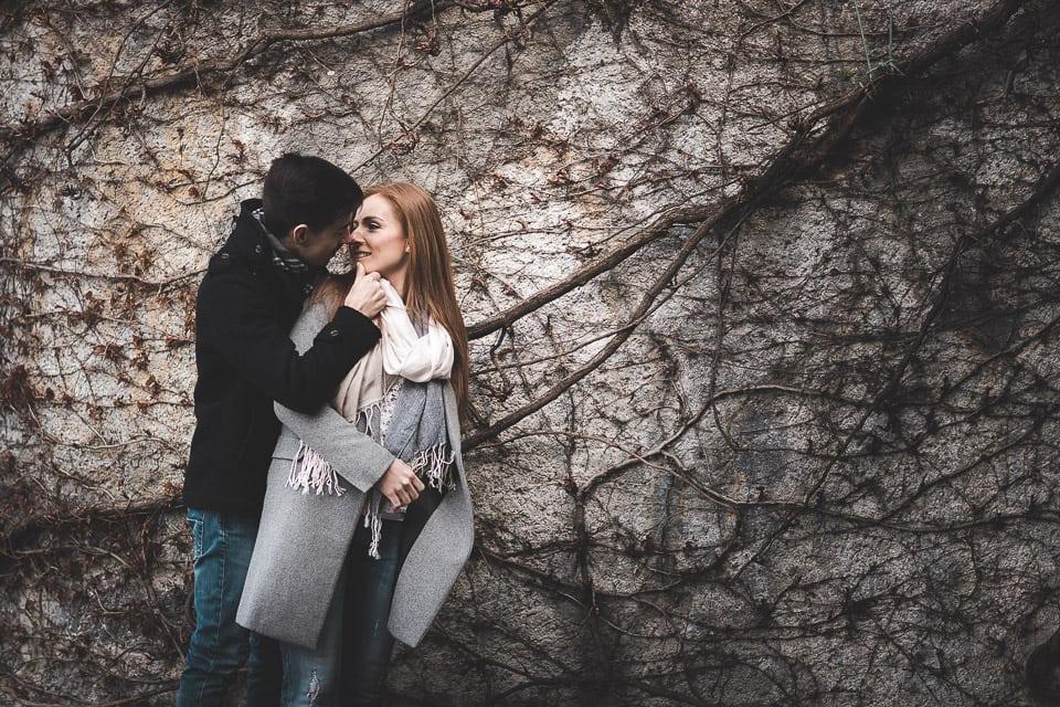 engagement di Alice e Fabio a Varenna