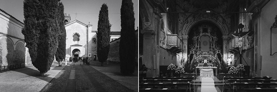 Fotografo di matrimoni in Franciacorta, Abbazia di Rodengo
