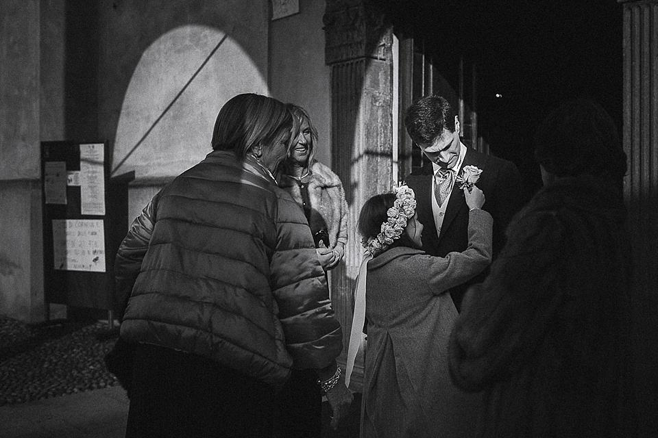 Fotografo matrimonio Brescia e provincia: lo sposo