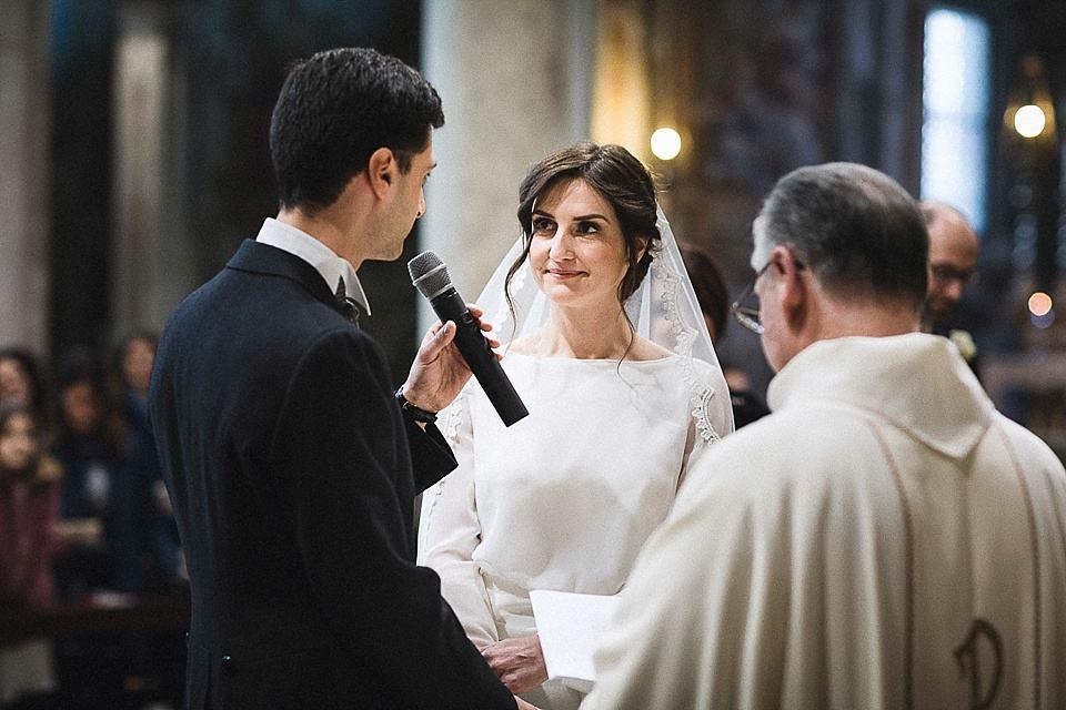Fotografo di Matrimonio: lo scambio delle promesse