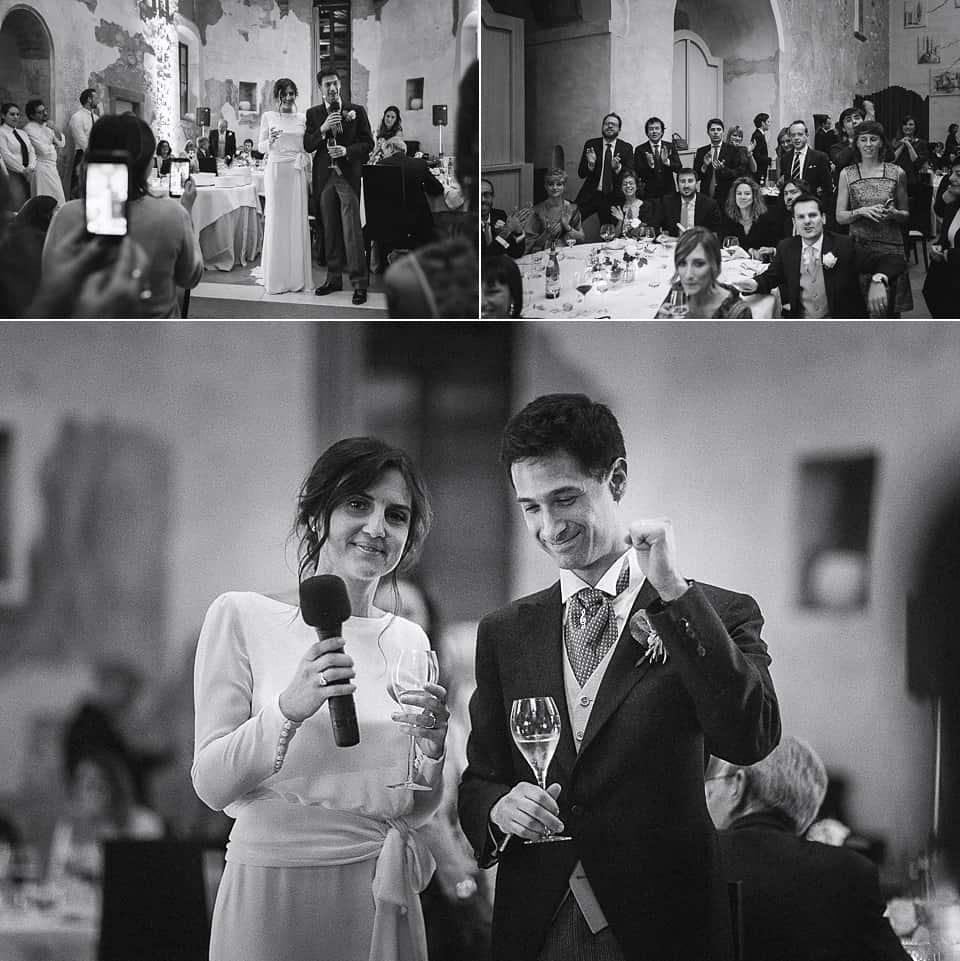 Fotografo di matrimonio a Brescia: i discorsi degli sposi