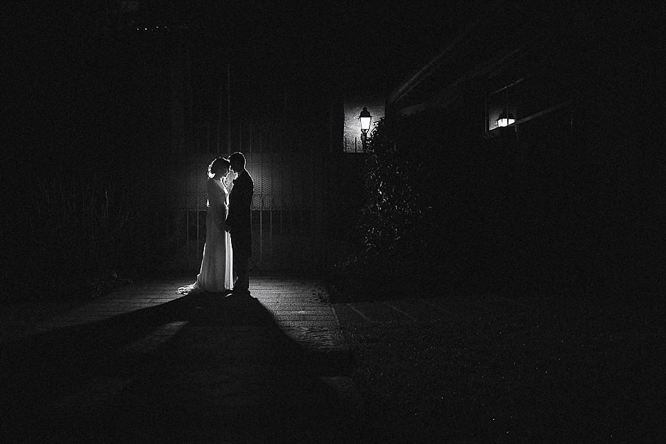 matrimonio invernale in franciacorta: ritratto degli sposi