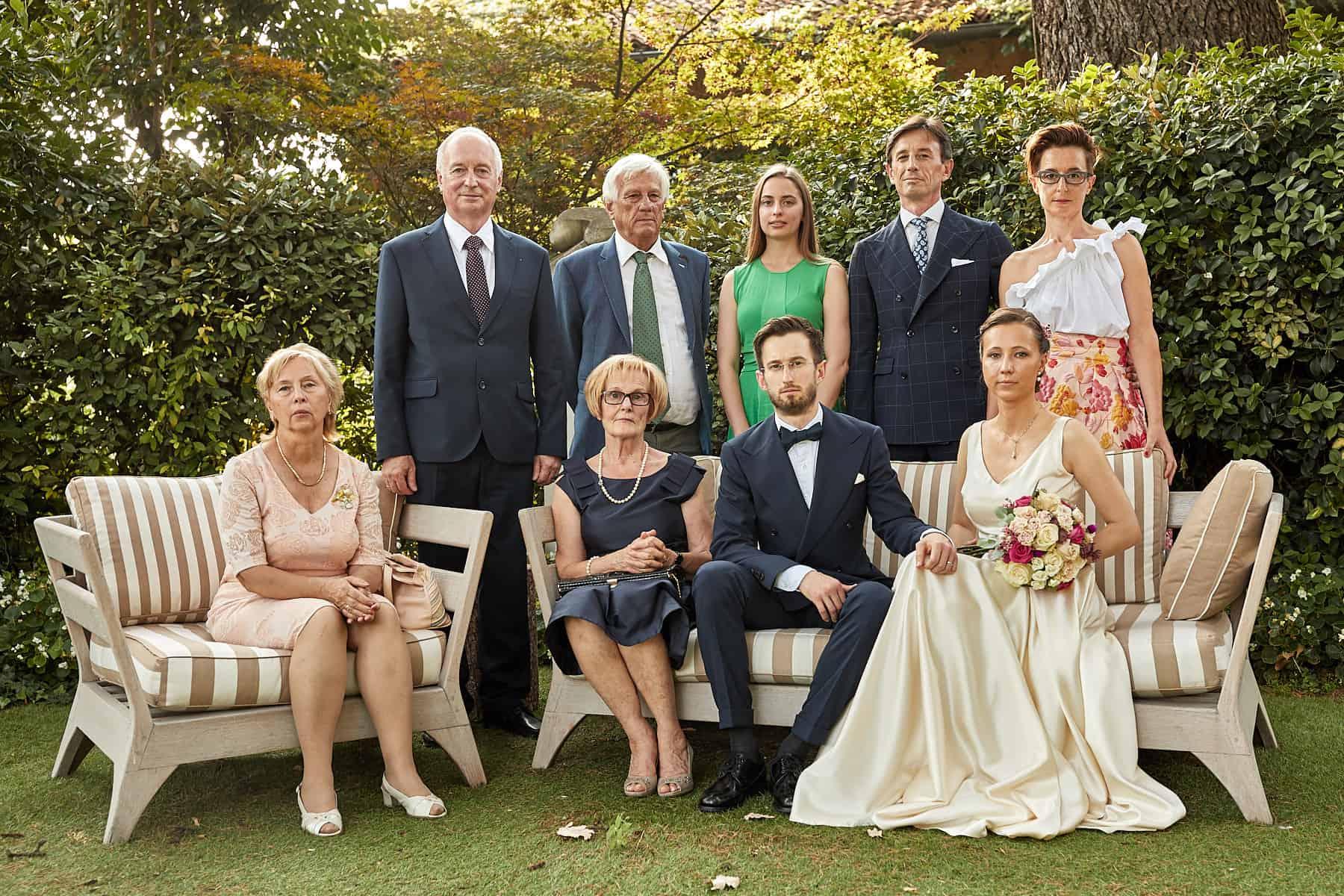 fotografia di famiglia, l'albereta erbusco franciacorta