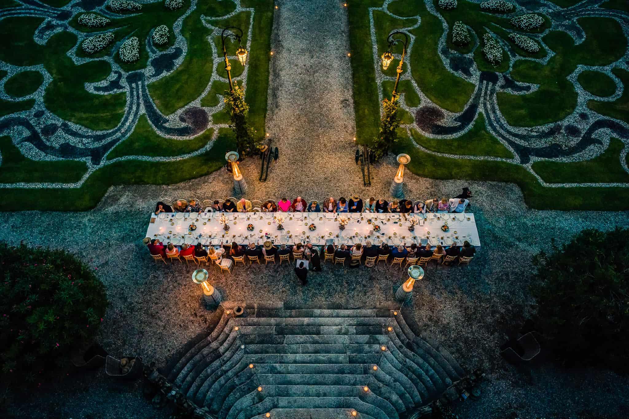 Tavolo imperiale, Lago di Como, Sony A9