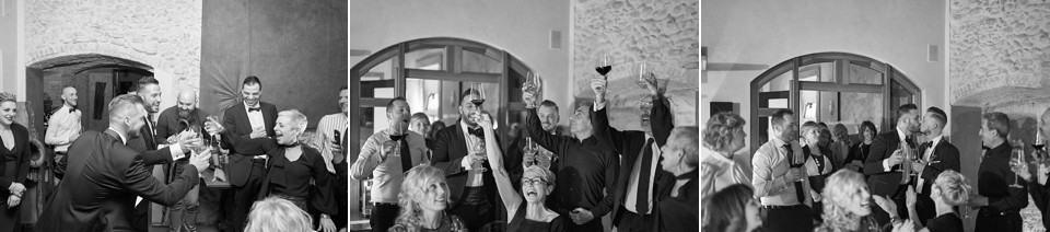 Ricevimento di nozze al Ristorante Settecento