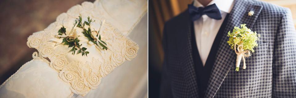 fotografo per matrimoni Brescia dettagli