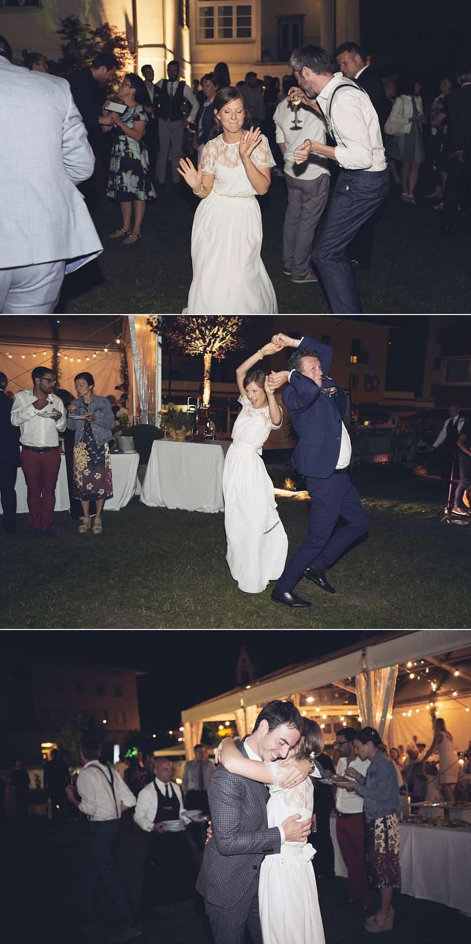 si prosegue con i balli fotografo per matrimoni Brescia