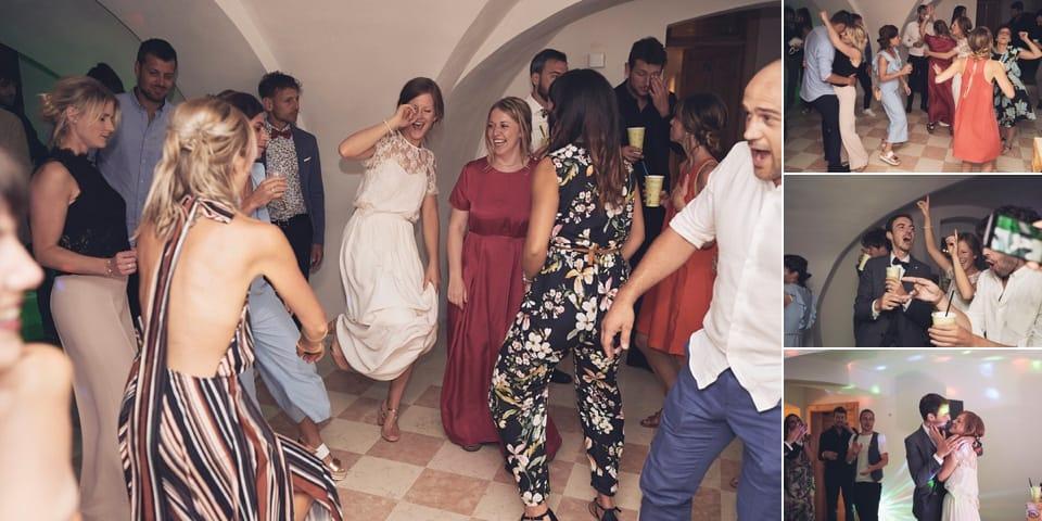 momento discoteca e open bar fotografo per matrimoni Brescia